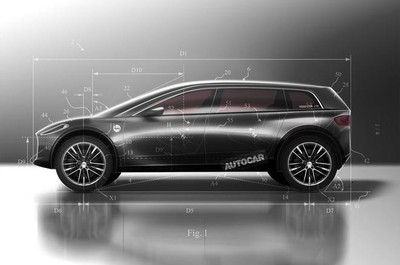 DYSON電動車 拚2021年問世