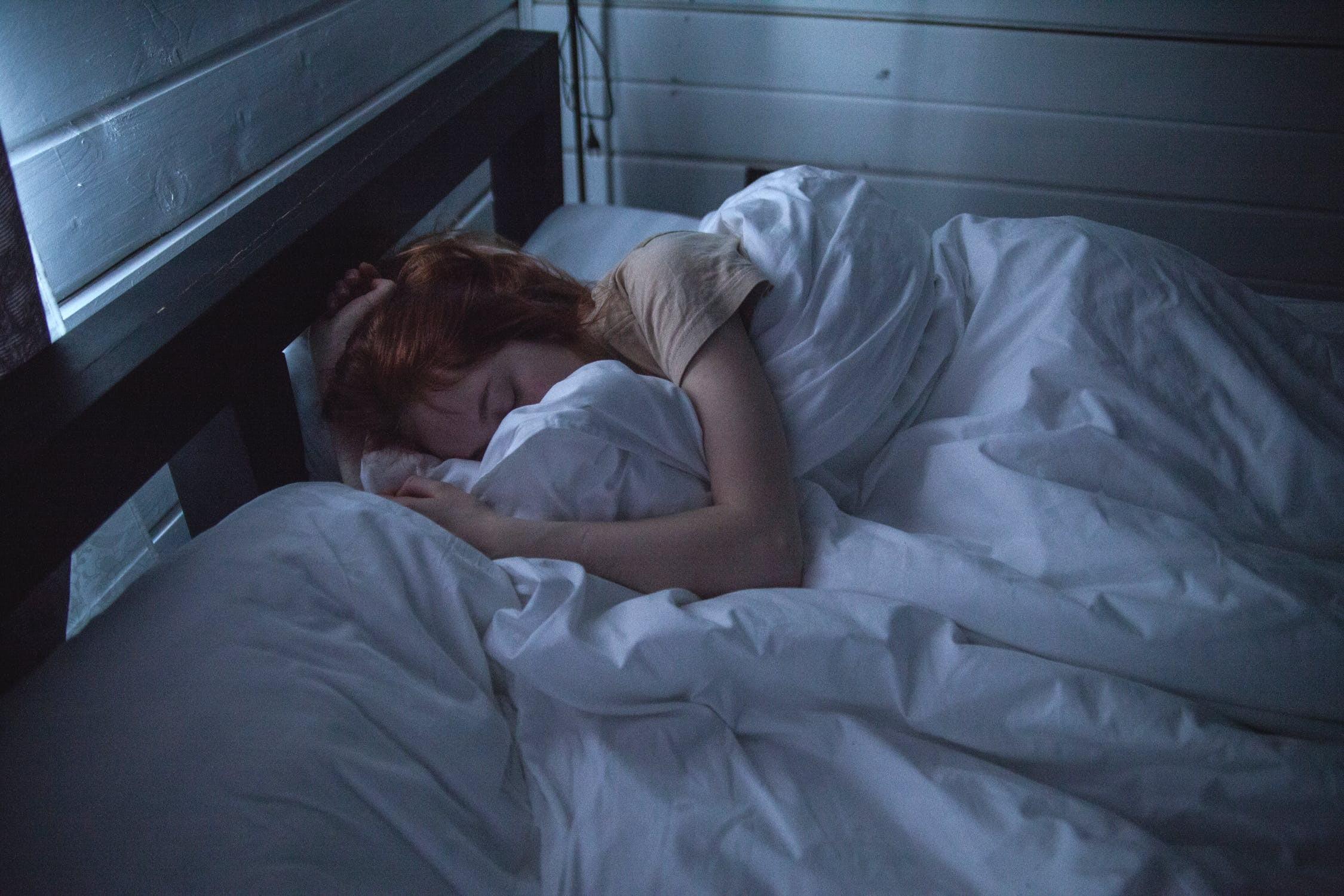 ▲▼睡眠、吵架。(示意圖/取自免費圖庫Pexels)