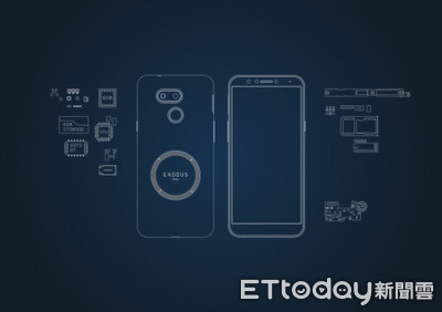 HTC區塊鏈新手機官方設計圖曝光