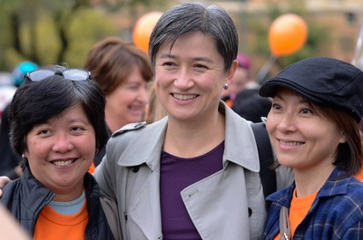 亞裔女議員有望成首位澳洲同性戀外長