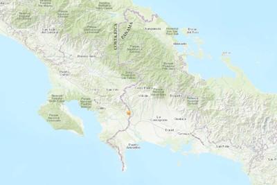 巴拿馬發生地震規模6.1!1人受傷