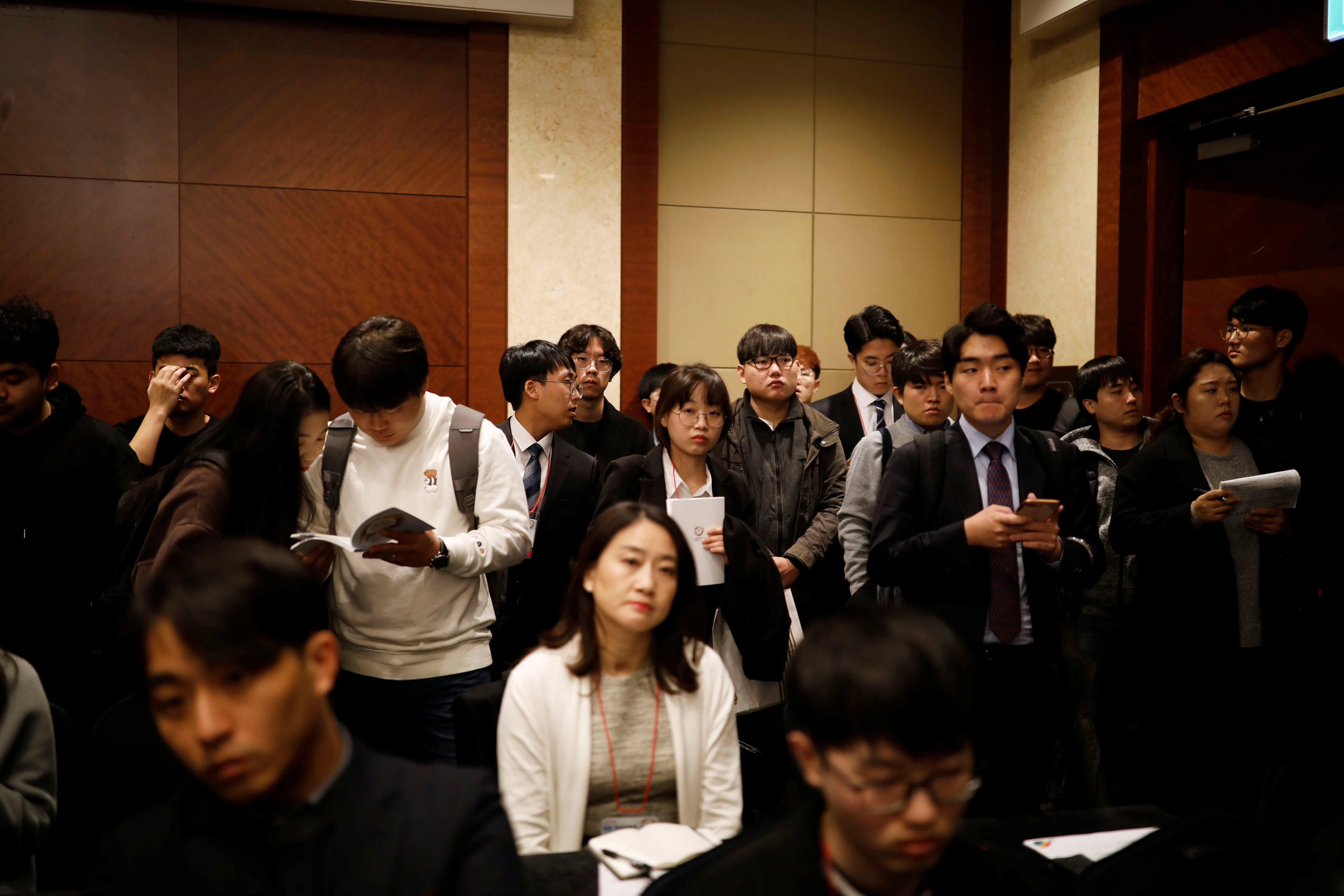 【南漂到日本】「地獄朝鮮」求職難 高學歷年輕人才湧入日本應徵