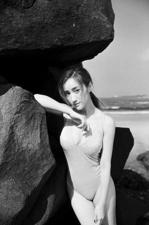 ▲夏宇禾拍攝GQ雜誌。(圖/GQ照片提供)