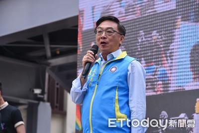 挺同遭砲轟 藍委陳宜民初選落馬