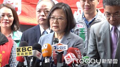 遭轟「選總統飢不擇食」 蔡陣營:團結才是支持者期待