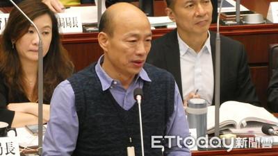 民進黨酸韓國瑜:會不會為征服宇宙丟下台灣落跑