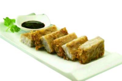 「吉順」2公分厚芋籤糕進駐SOGO