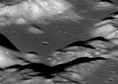 月震清晰照曝光 月球恐縮水多強震
