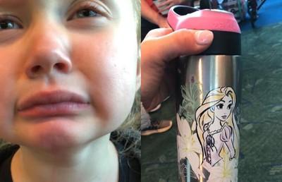 麥當勞員工裝滾水 童喝到起水泡
