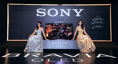 SONY推新款高畫質OLED電視