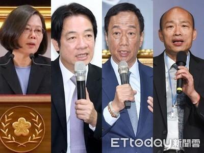 直播/藍綠白2020爭霸戰 藍營有望重返執政?