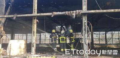雞場保溫不慎釀火災 2萬幼雞慘死