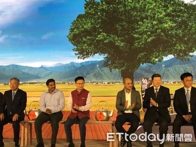 印度台灣形象展今登場 以茶連結台印文化