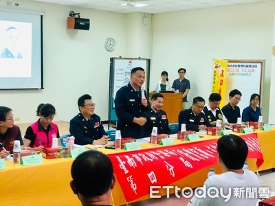 優質宮廟 台南ㄟ警察尬你逗陣來
