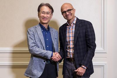 Sony與微軟合作 PlayStation部門不知情