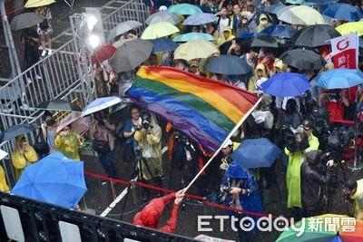 同婚專法三讀通過 4萬人喊:婚姻平權亞洲第一!