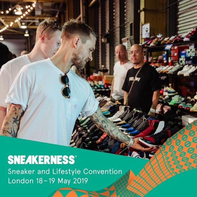 ▲Sneaker Con上海。(圖/翻攝自IG@nickthereal4sho、@sneakerness、微博@SneakerConChina)
