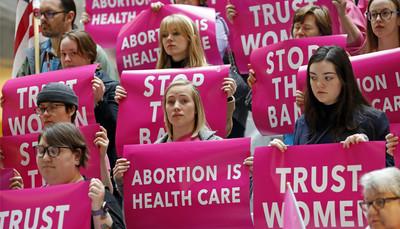 密蘇里州通過禁令…8周後墮胎醫生要關15年