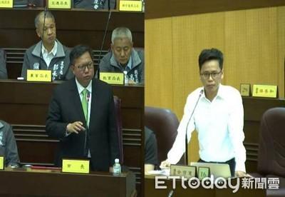 綠議員問「網路7謠言」 請鄭文燦說明白