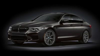 BMW M5 35週年紀念版限量350輛