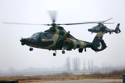 解放軍飛行員避村莊 墜機殉職