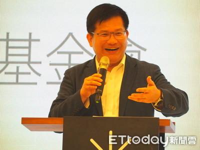 立院通過同婚 林佳龍:身為台灣人為傲