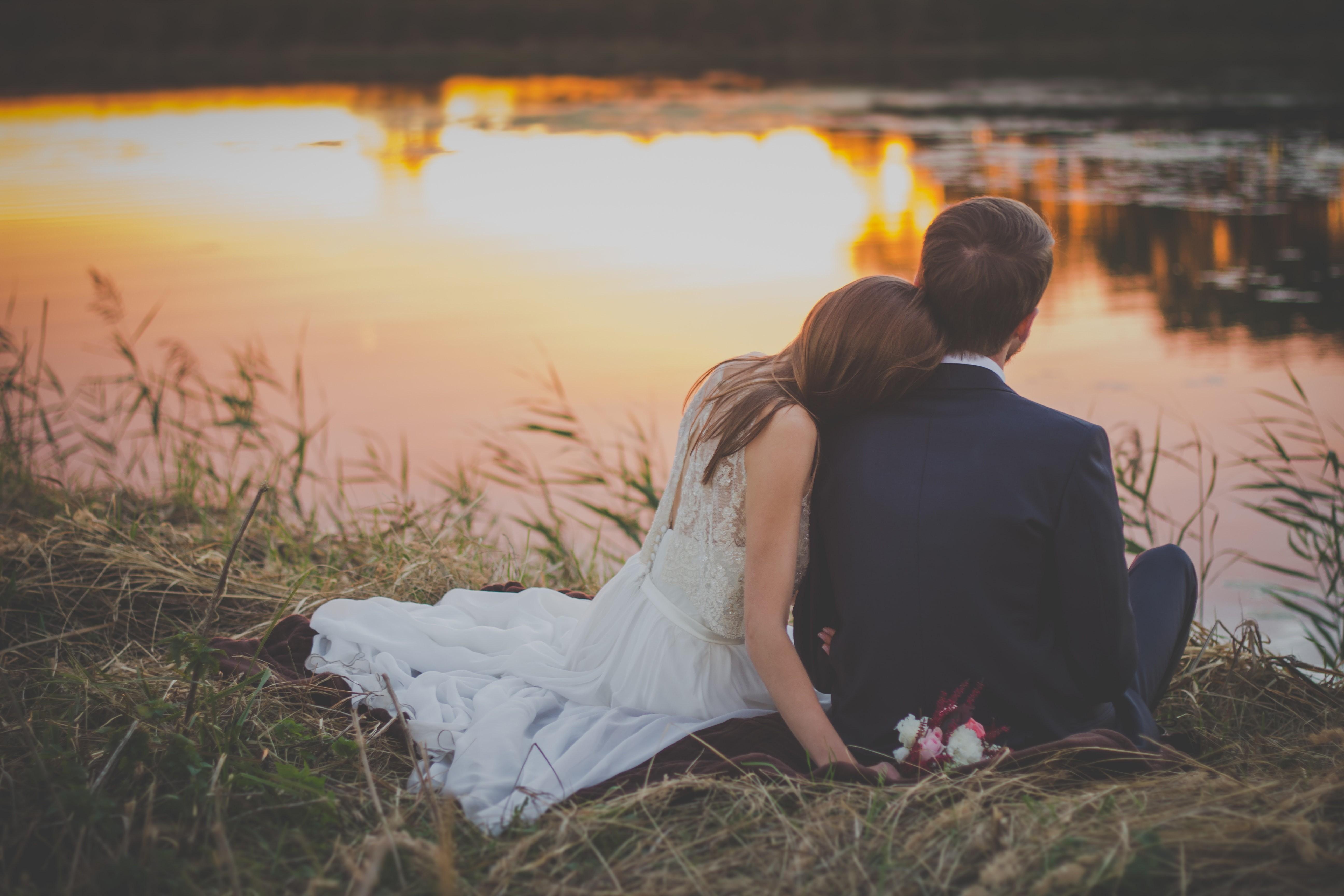 約會,結婚,戀愛(圖/取自免費圖庫Pexels)
