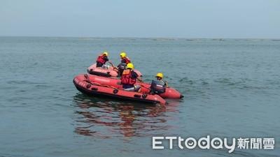 水上活動安全觀念 消防局救生勤務演練