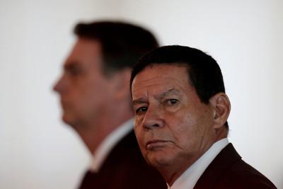 巴西副總統訪中6天 重啟緊密關係