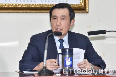 馬英九不擔心國民黨分裂 全力支持勝出者