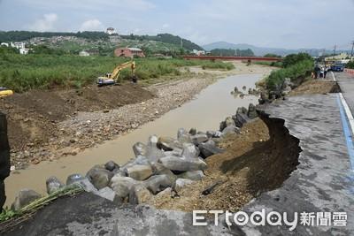 動物屍體、垃圾包通通丟河川...清出450噸