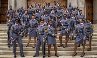 西點軍校非裔女性畢業生人數創新高