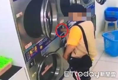 拿螺絲起子偷洗衣店 通緝犯跑150米被逮