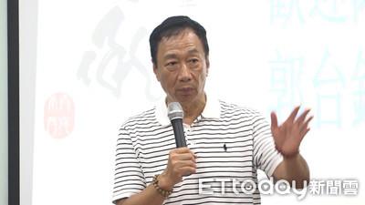 郭台銘喊推「農工商聯攜」 翻轉雲林經濟
