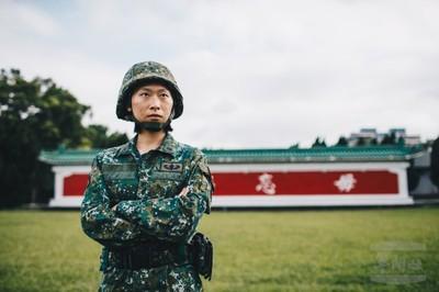 首位特戰連女連長許睿涵勇猛頑強