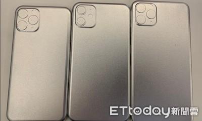 新一代iPhone模具曝光! 相機方形排列似已成定局