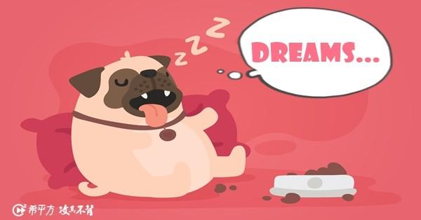 ▲『預知夢』、『夢中夢』..這些與夢相關的英文怎麼說?(圖/希平方提供)