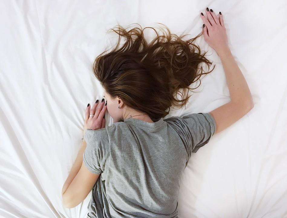 ▲人們睡覺時會作夢/示意圖/Pixabay