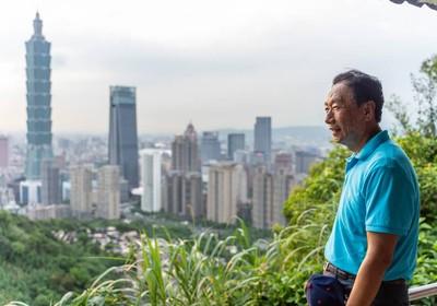 郭台銘要做大破大立總統 台灣缺敢做決定的好領導人