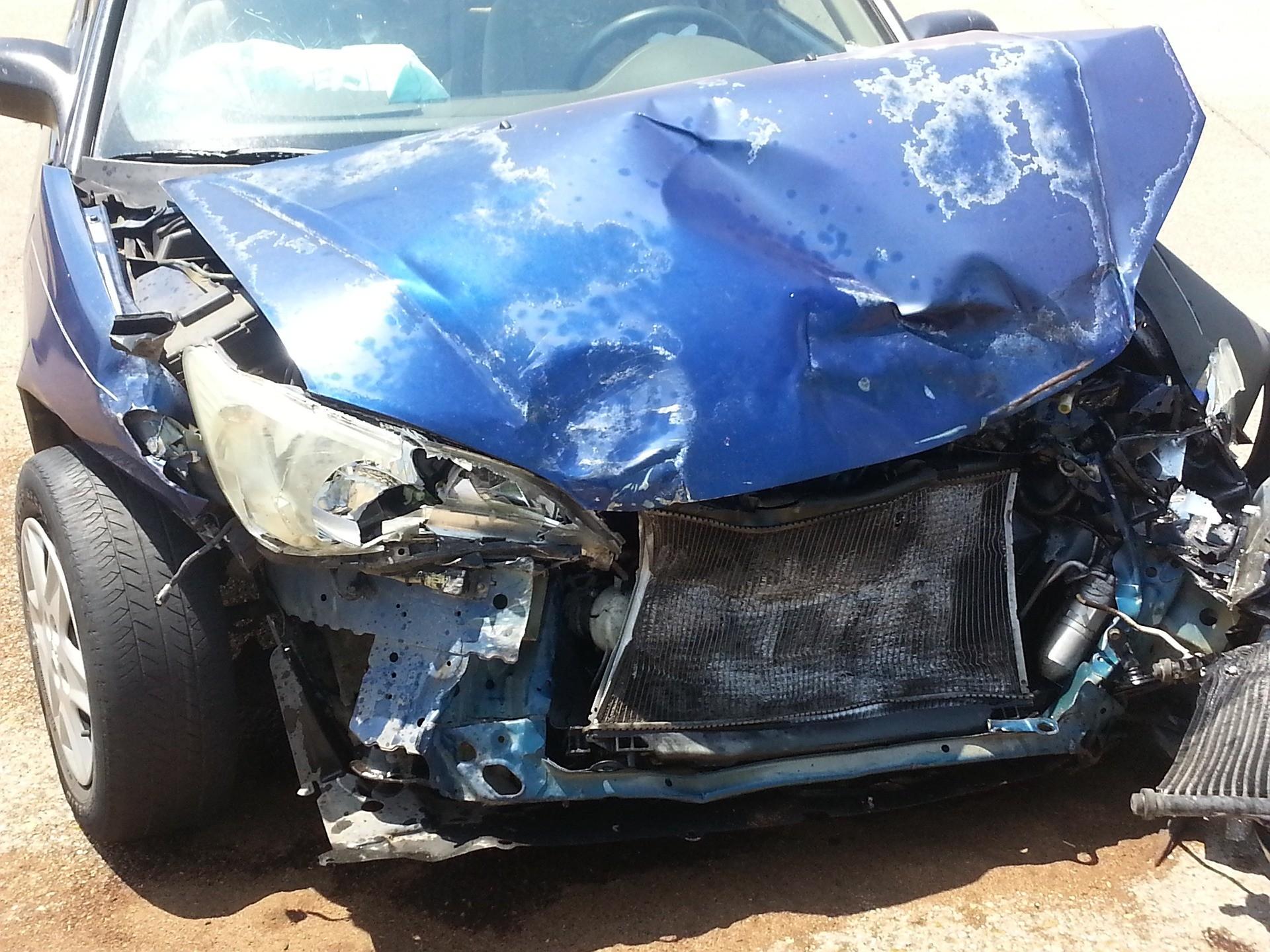 車禍示意圖。(圖/取自免費圖庫pixabay)