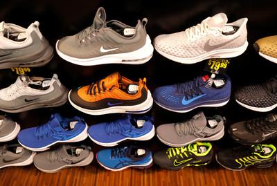 Nike、Adidas等鞋類業盼川普重新考慮關稅