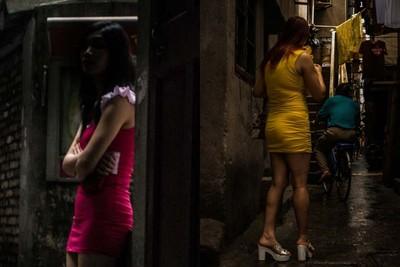 上千北韓女性逃到中國被綁淪性奴