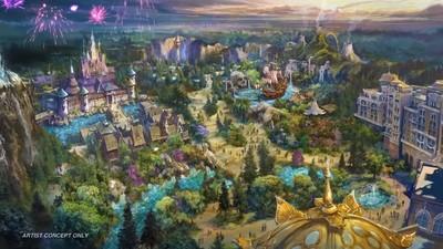 迪士尼海洋新主題園區 4設施2022開放