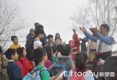 玉管處辦理3代同遊活動 邀請民眾體驗布農部落生活