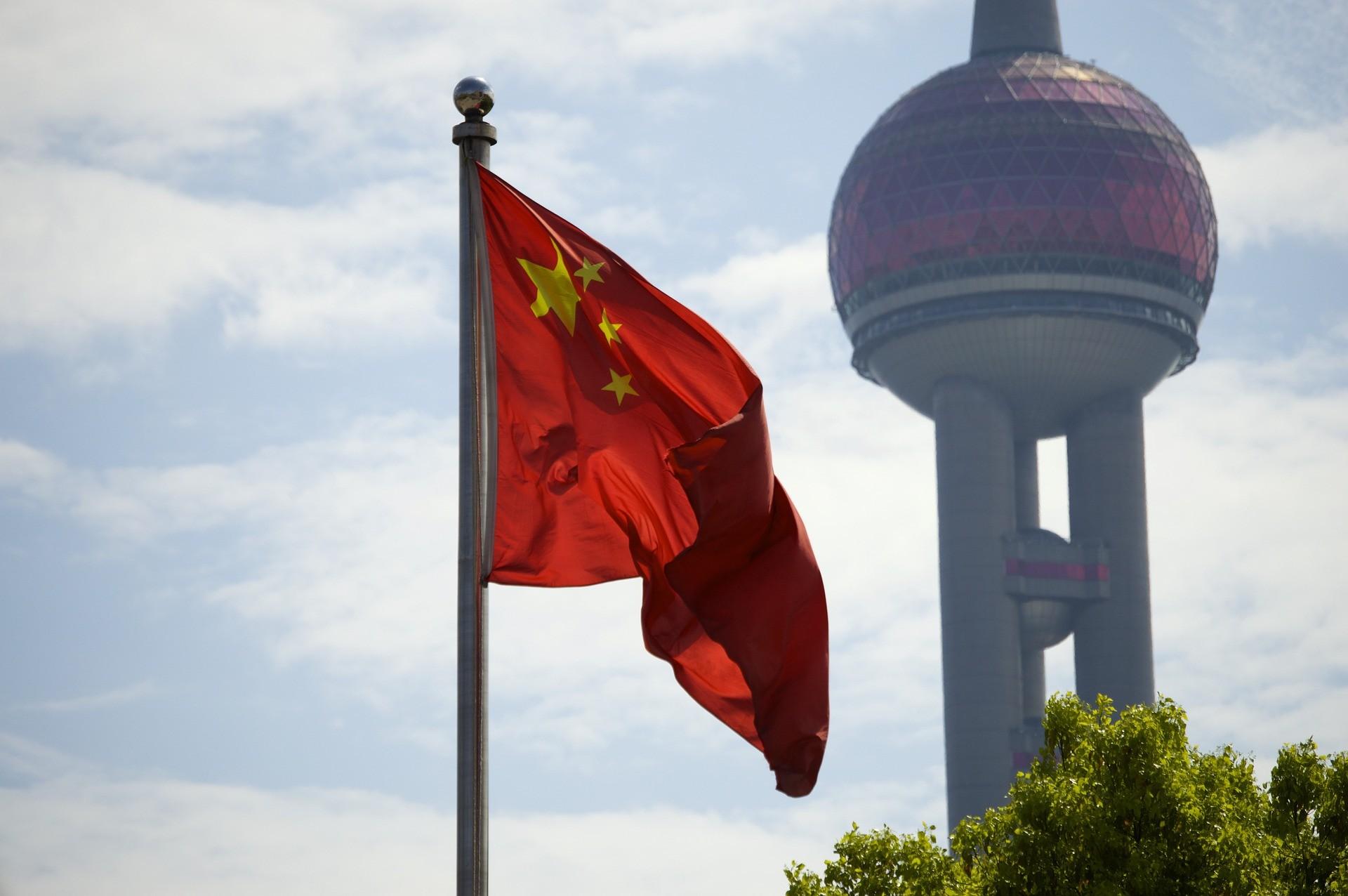▲▼中國國旗(圖/取自Pixabay)