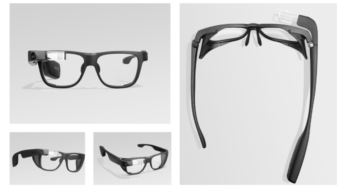 ▲▼Google Glass Enterprise Edition 2。(圖/翻攝Google)