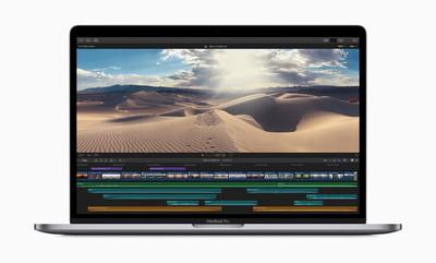 蘋果、三星將聯手!外媒:MacBook Pro未來將搭載OLED面板