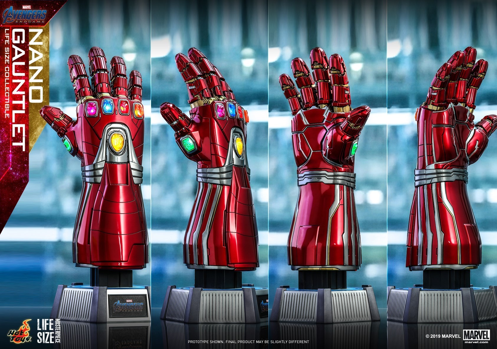 ▲Air Jordan 1「Iron Man」球鞋。(圖/翻攝自Kickstradomis Customs、Hot Toys FB)