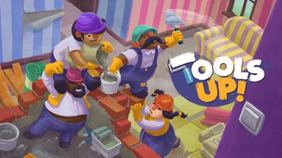 友情毀滅必玩!《煮過頭》最新力作「Tools Up!」 蓋房蓋到沒朋友