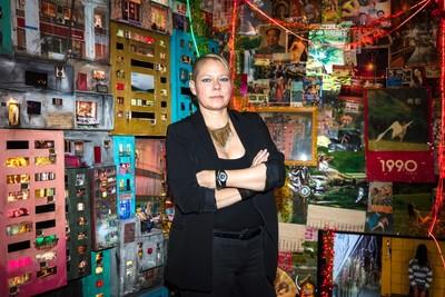 美國藝術家愛「檳榔西施」異樣美